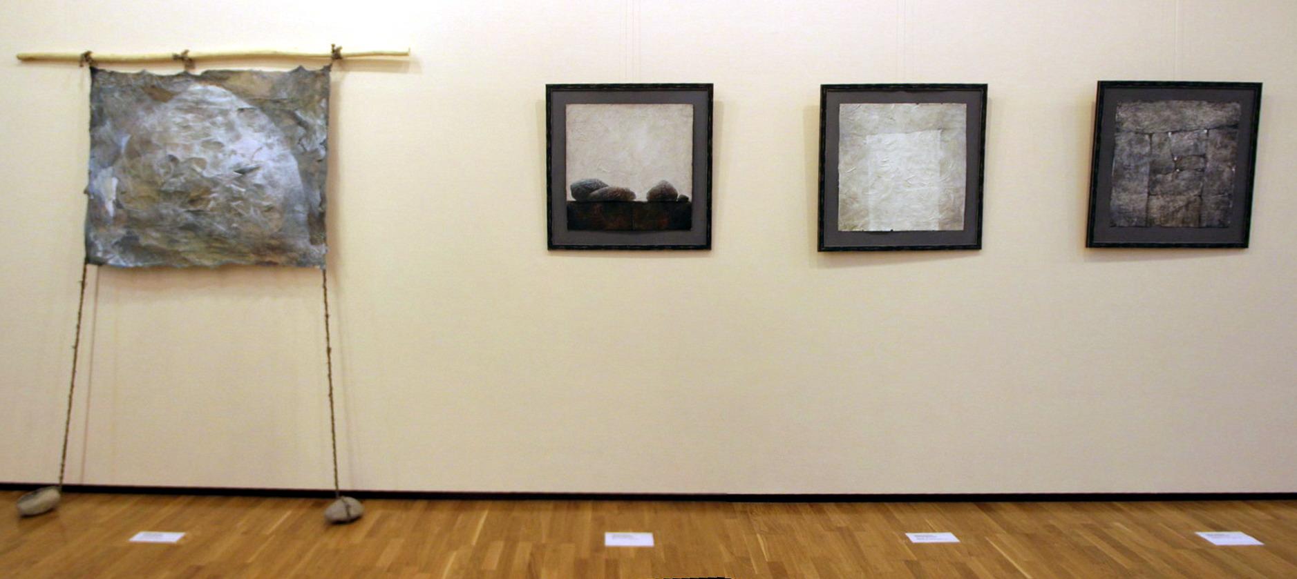 Алексей Дмитриев. Экспозиция работ