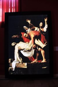 Погребение Христа. 300х203. 1601-02