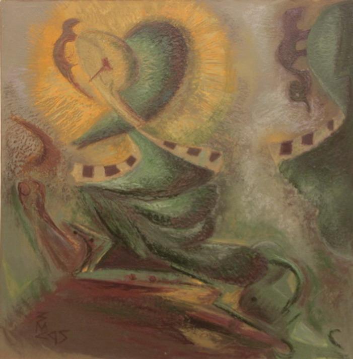 Зелимхан Саиджанов. Искушение святых. 1994