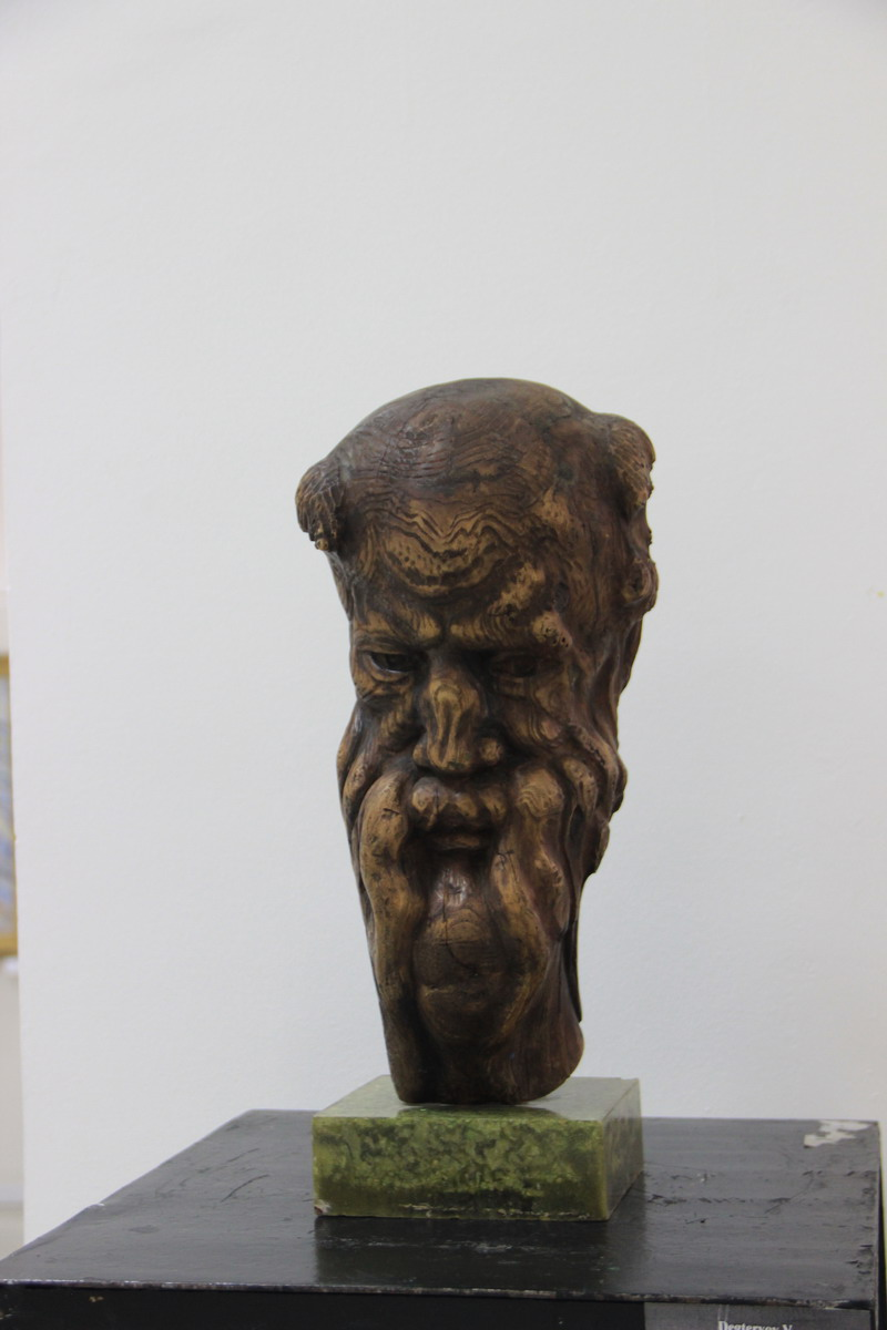 В. Дектярёв. Мудрость. 1974 (ДХВ)