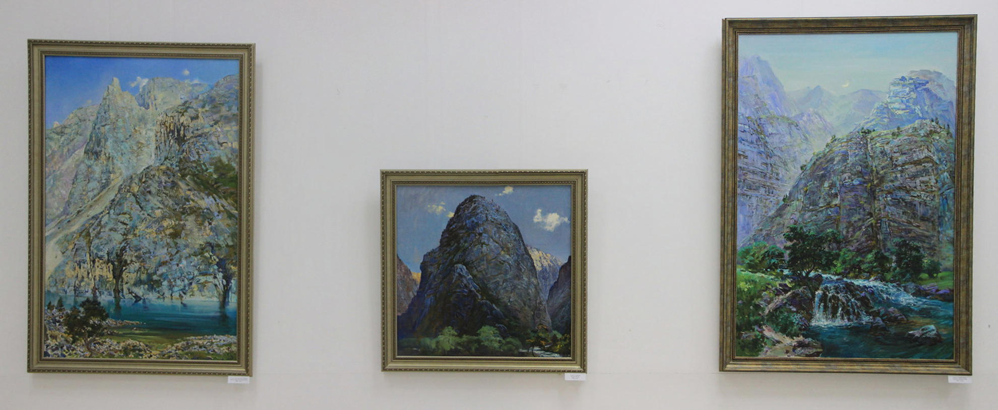 Енин Валерий. Экспозиция картин.