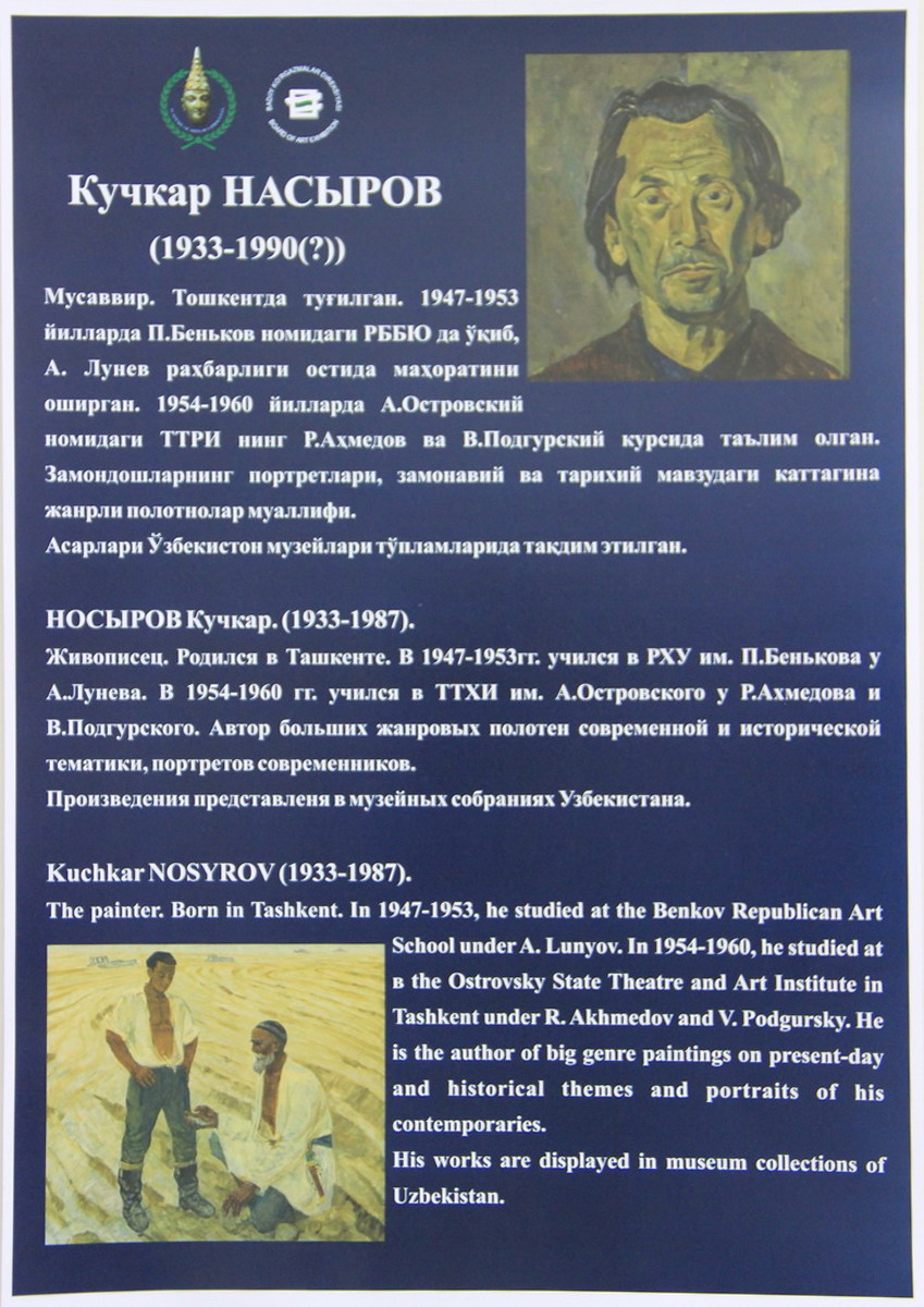 Кучкар Насыров