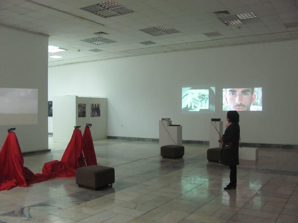 ЦВЗ и Нигора Ахмедова. 8-я Ташкентская биеннала ОСРИСК-а