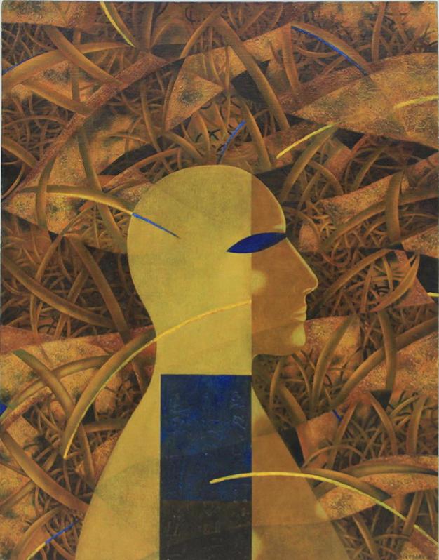 Александр Николаев. Модулор. 2001