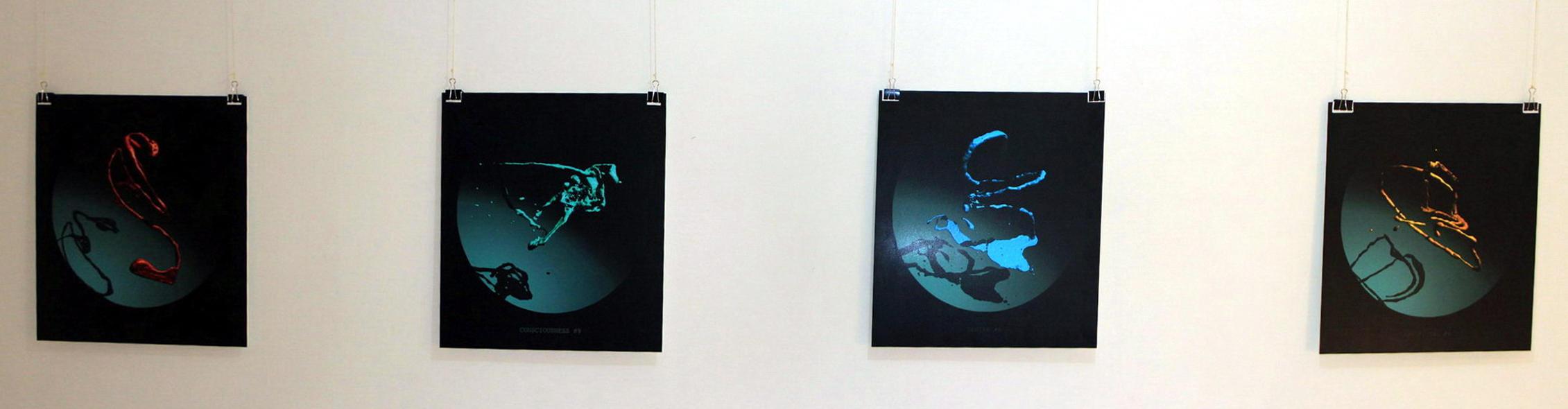 Морис Бенаюн (МоБен), Абстрактные снимки.(Франция)