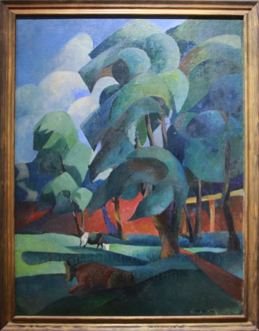 Григорьев Н. (1890-1943). Лето.