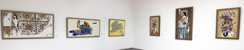 Акмаль Нуриддинов. Экспозиция картин.