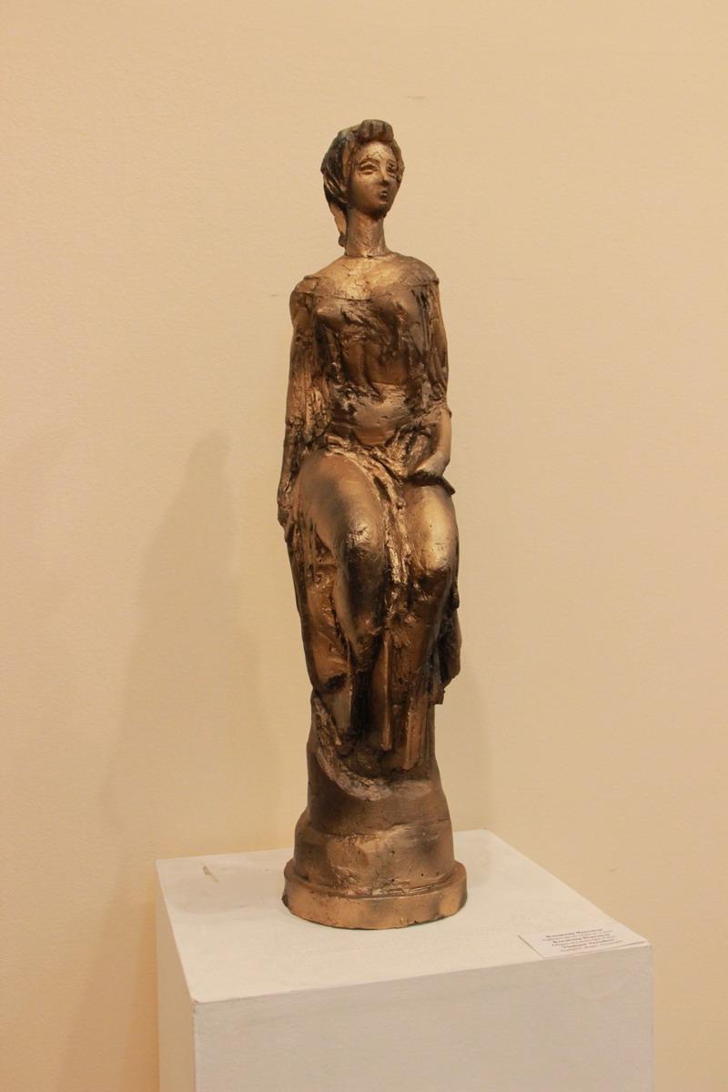 Эдуард Сафарян. Образ скульптора.