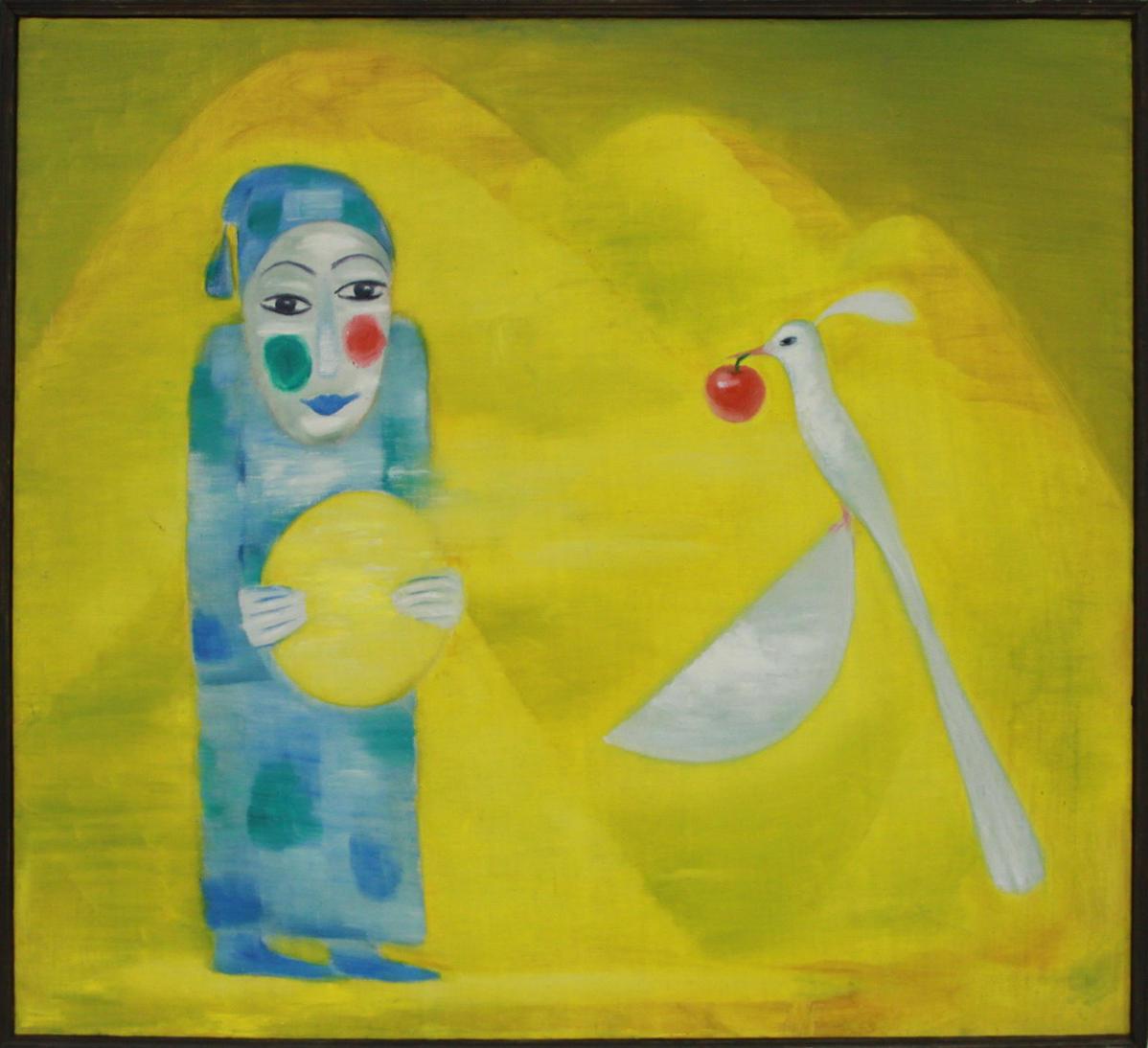 Хакимов Ш. _ Красное яблоко. 1992