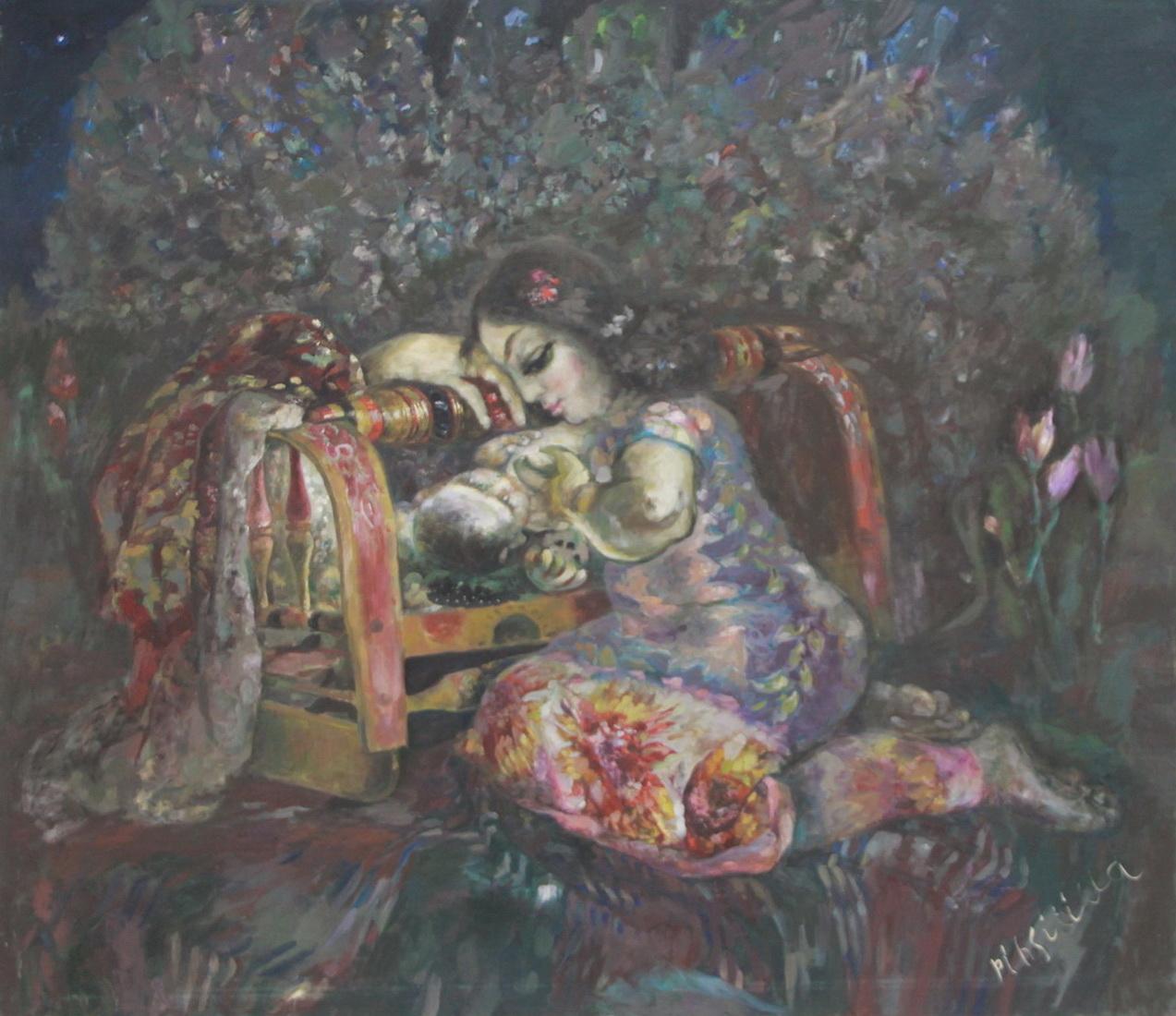 Рихситилла Акрамов. Порог. 2016