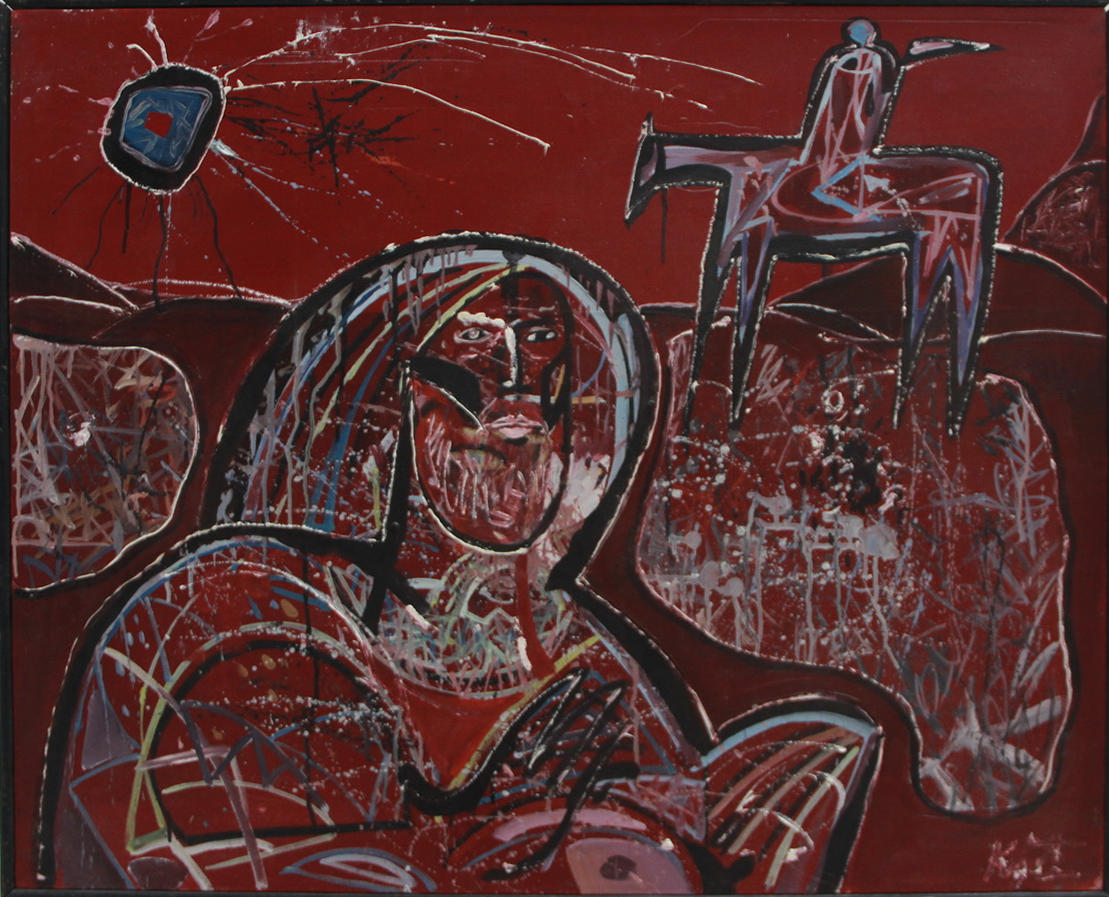 Кичко Павел. Откровения Св. Иоанна Богослова. 1990 (ДХВ)