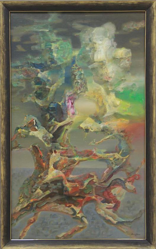 Аслиддин Исаев. Посвящение Амиру Тимуру _ Дух Турана. 1994