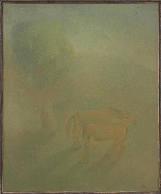 Аслиддин Исаев. Утро. 1987