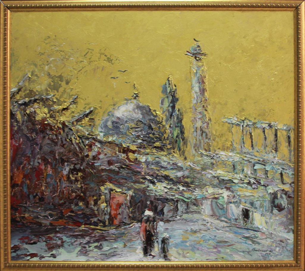Гребенюк Ю. Воспоминания о старом Ташкенте. 2015