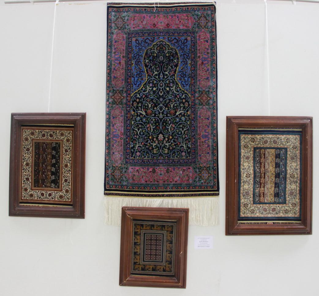 Шёлковые ковры. Асоциация _ Узбекипаксаноат (1)
