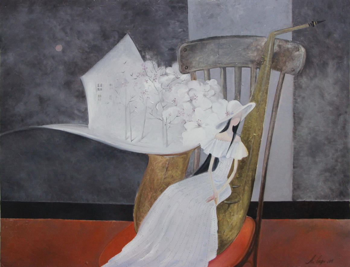 Мария Ли-Сафи. Серия Далахаст. 2019- 2