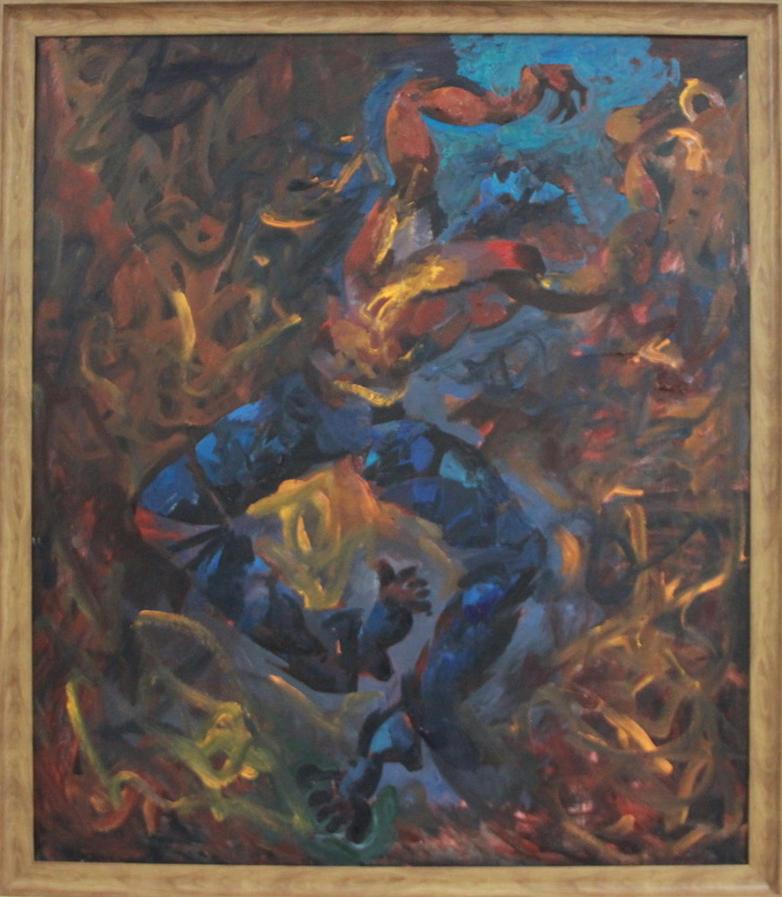 Саттаров Азамат. Танец. 2019