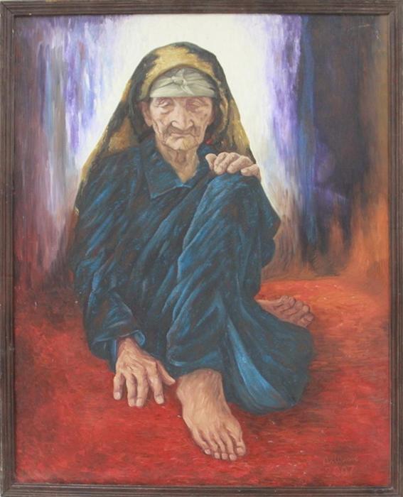 Шамсиддин Аликулов. Мать. 2007 (1960-2009)