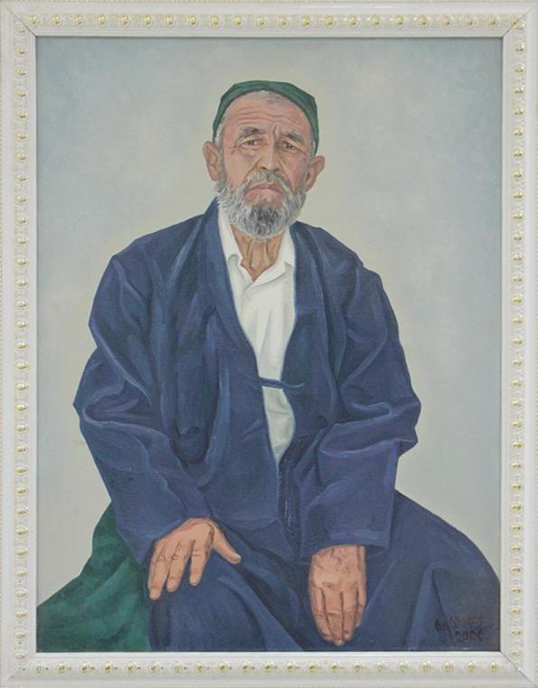 Шамсиддин Аликулов. Отец. 2006 (1960-2009)
