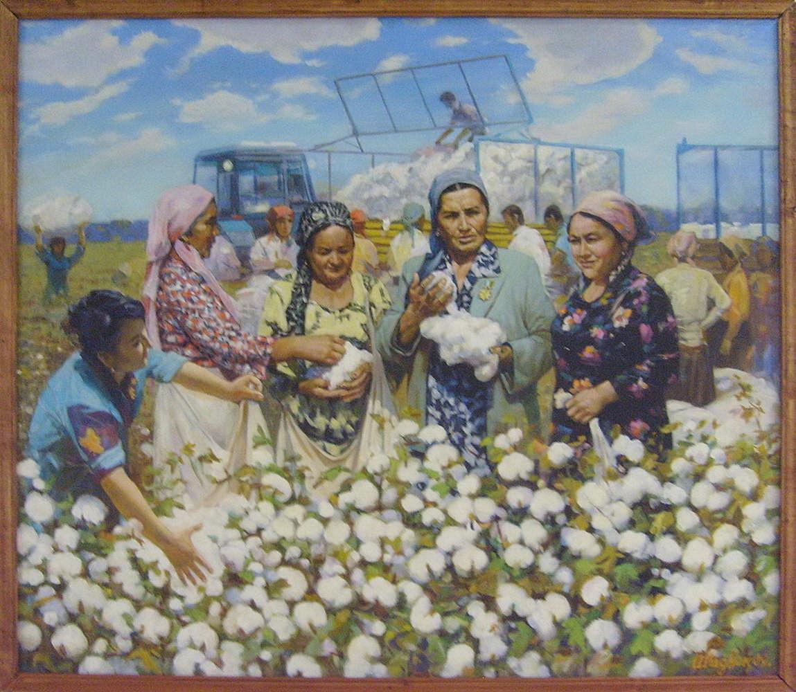 Болтабаев Улугбек. Сиёсатхон Абдуллаева.