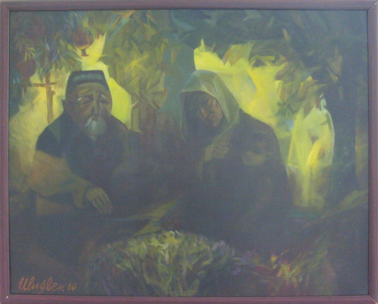 Болтабаев Улугбек. Запах базилика