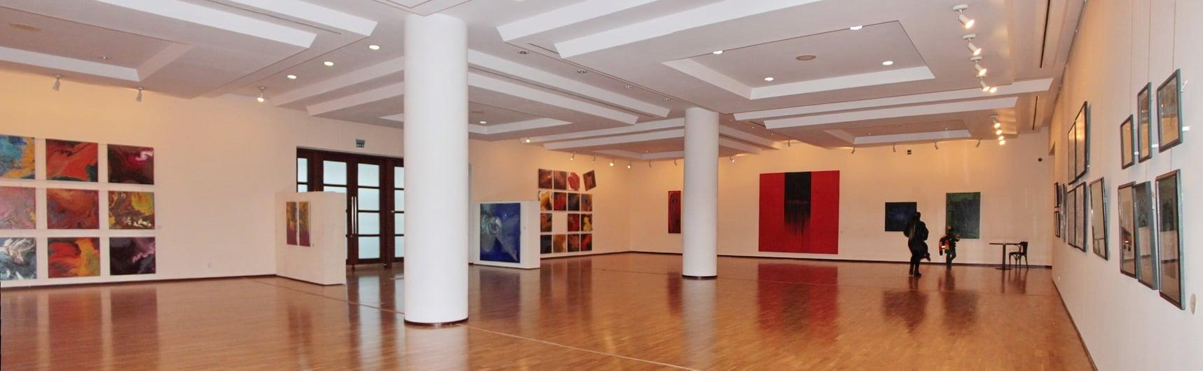 Экспозиционный зал 1