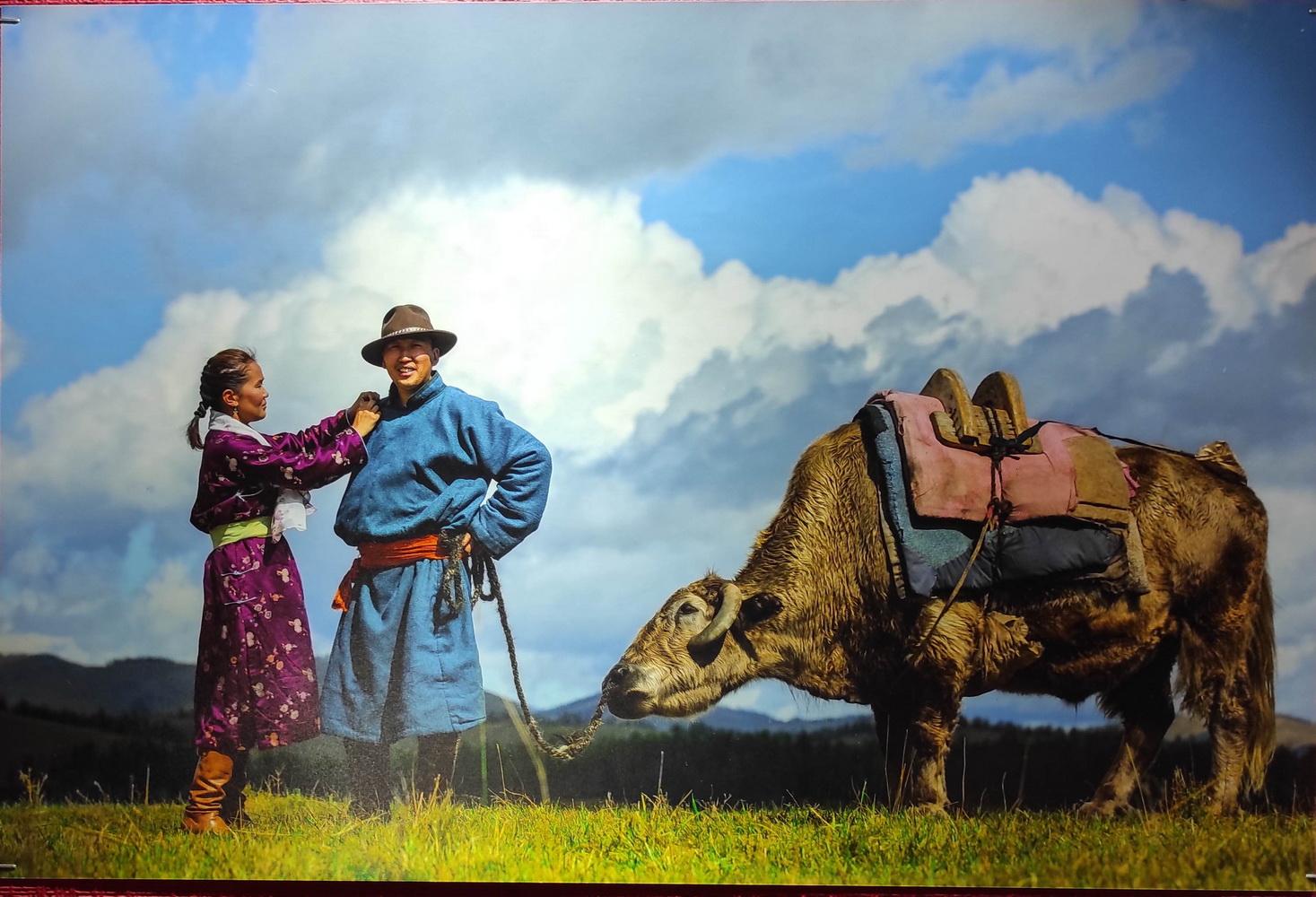 Батзайа (Batzaya Photos) Из серии- Знакомство с Монголией