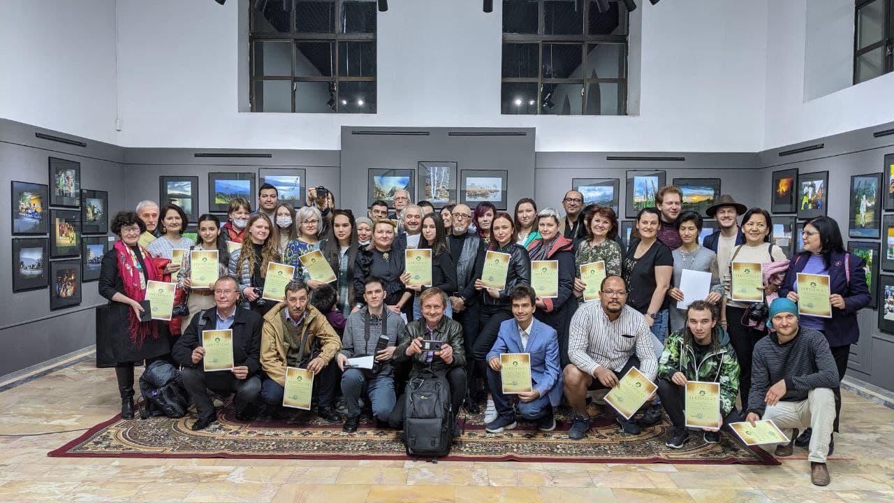 Участники фотовыставки 2021