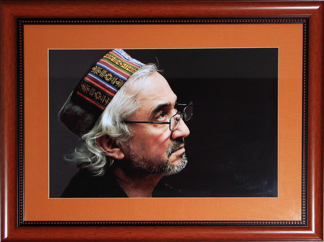 Зуфар Рузикулов. Портрет мастера. Рустам Шарипов