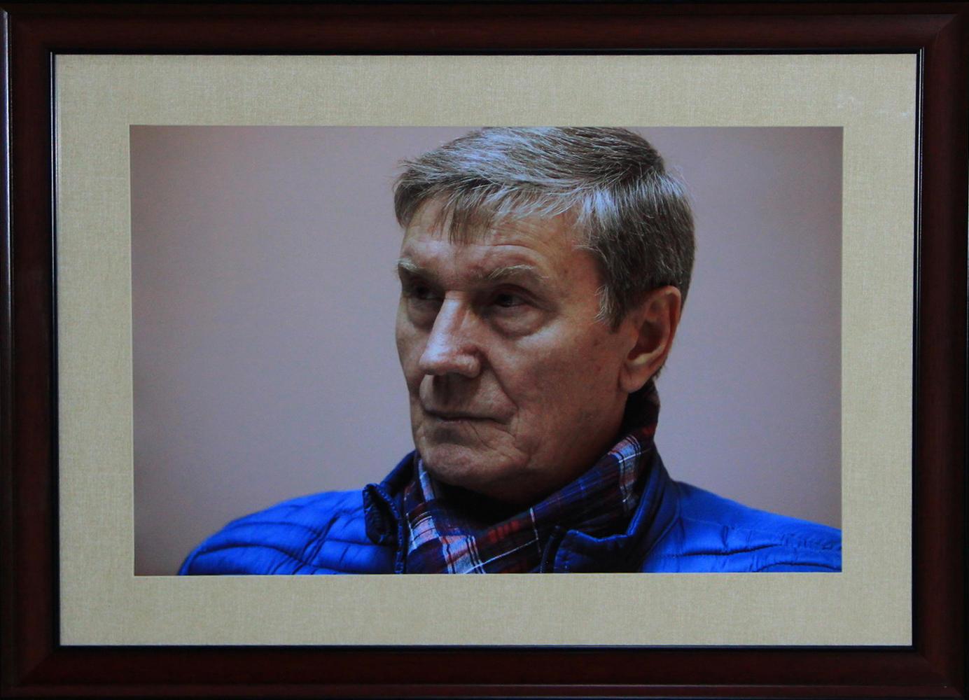 Зуфар Рузикулов. Портрет мастера. Вл-р Гончаренко