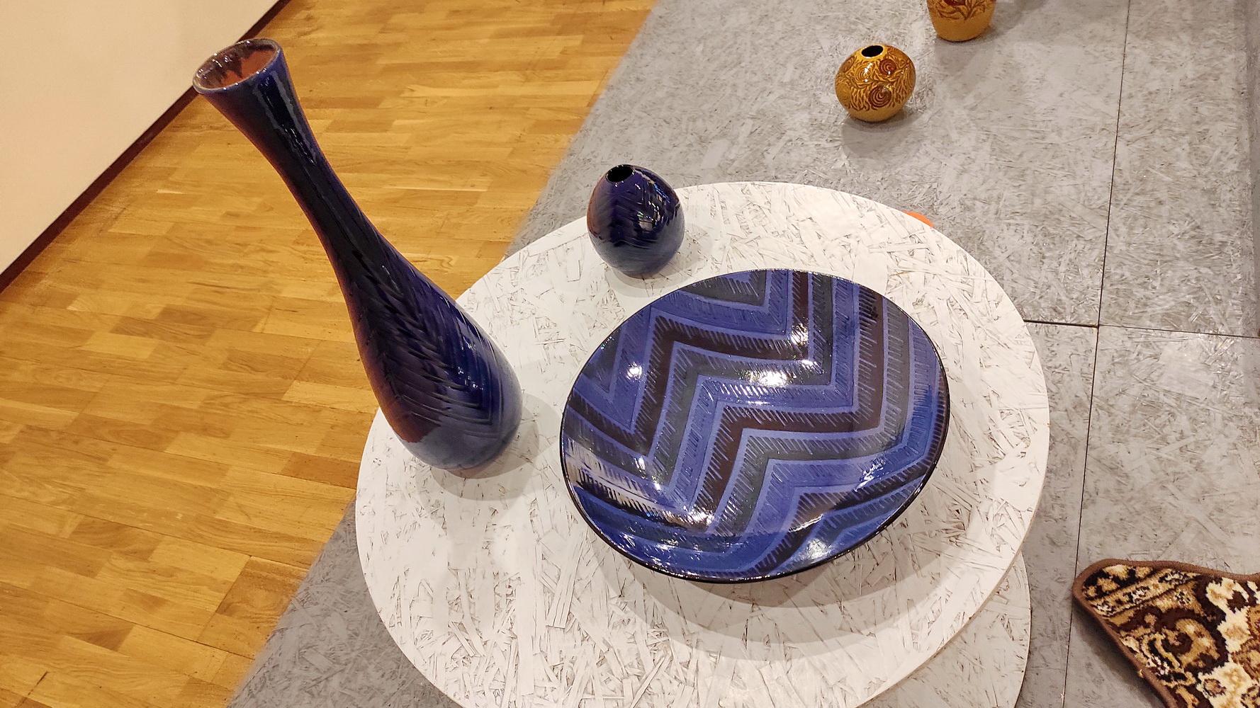 Алишер Рахимов. Керамика (2)