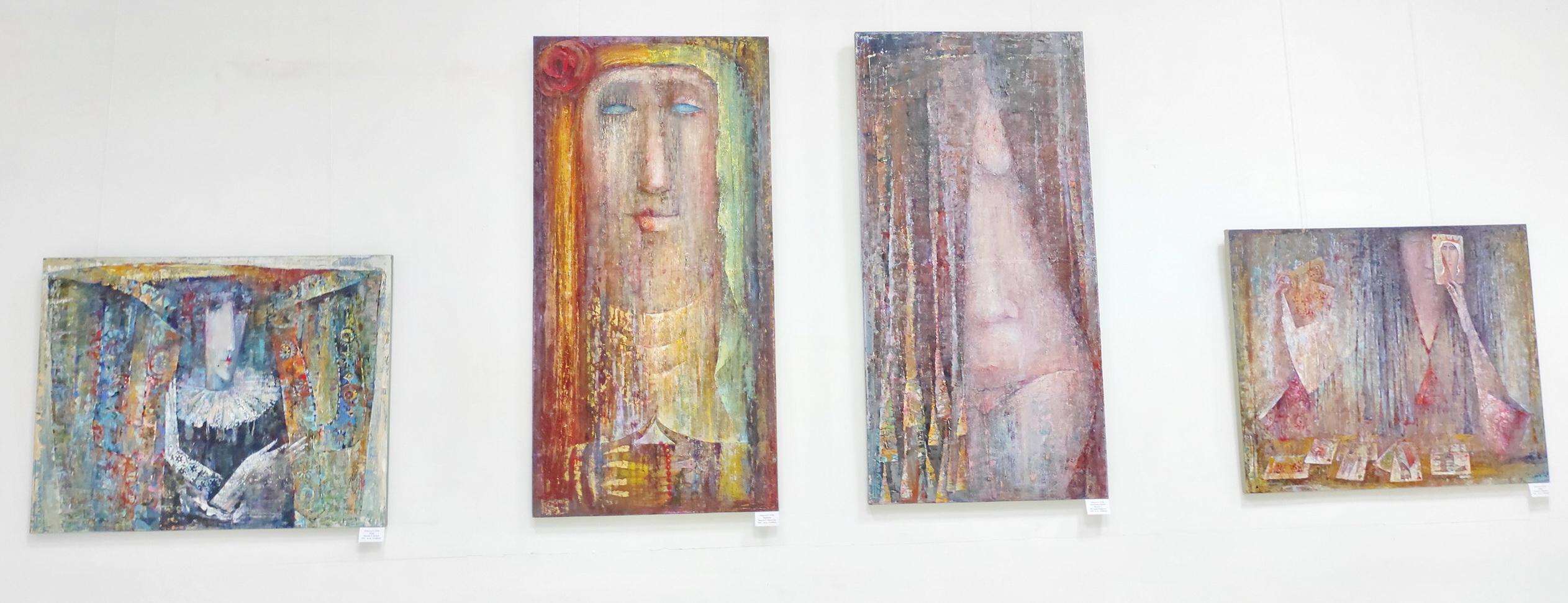 Фадеева Татьяна. Экспозиция картин.