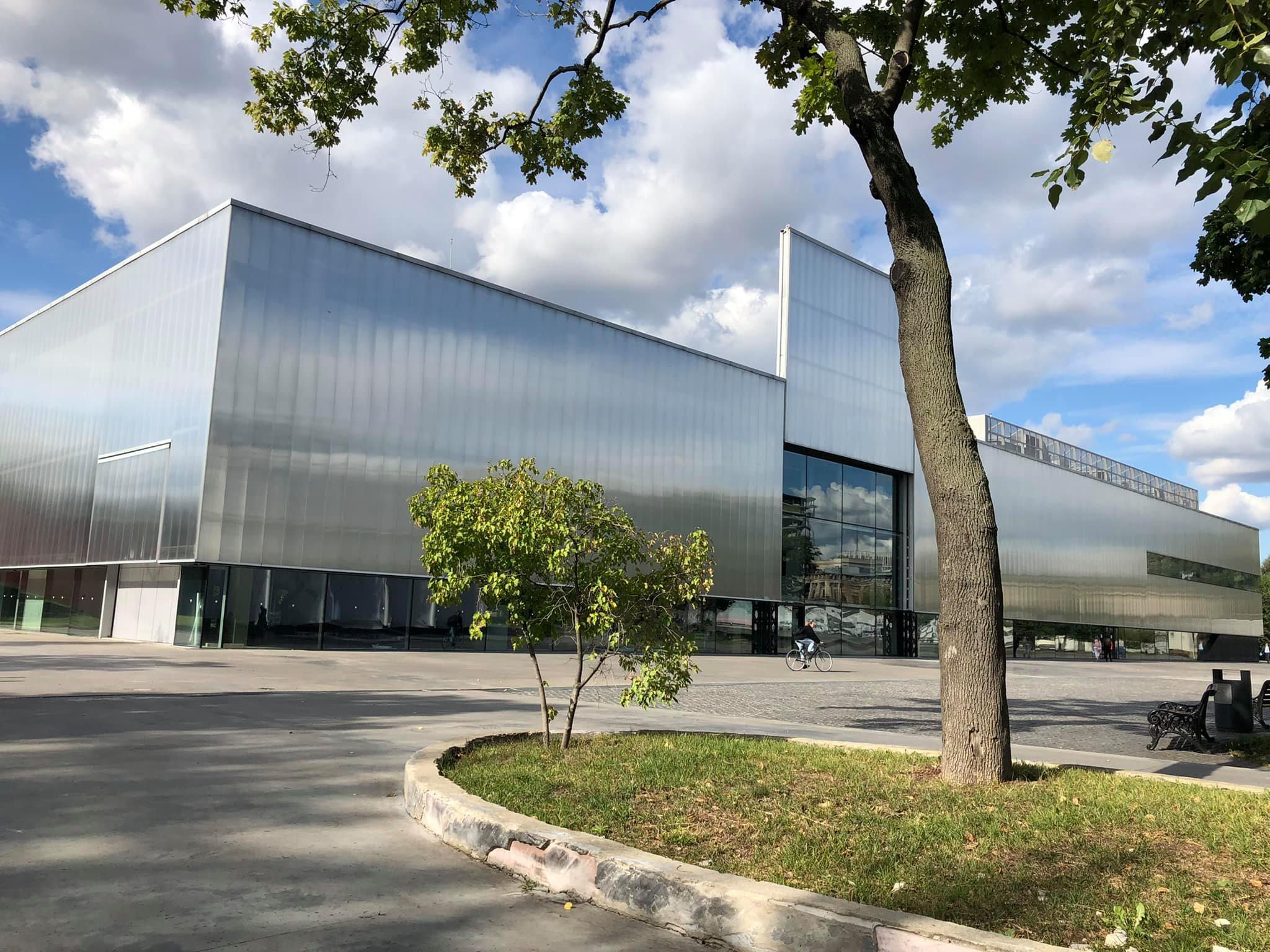 Garage Museum of Contemporary Art. В.Ахунов 2021