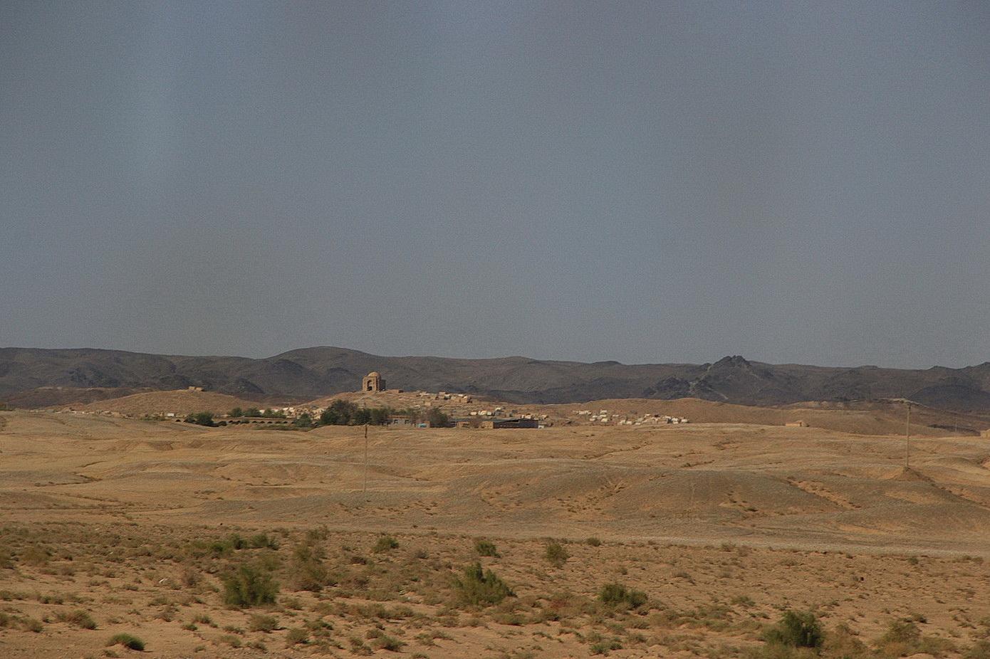 Некрополь Султан-бобо